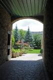 Relaxing Courtyard at Baldichen Inn