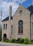 United Church Across St. Lawrenece Street