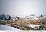 Snowy Firing Position at Grafenwoehr
