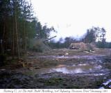 Muddy Firing Position at Grafenwoehr