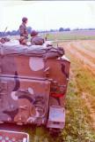 Moving Thru German Farmland - Reforger 1977