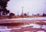 Grafenwoehr in Winter