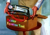 Painter Equalise 1 - Tool selected