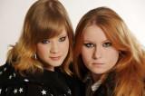 Stephanie et Caroline