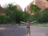Zion Park at the Lodge