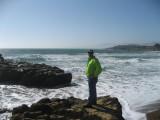 Cambria California on Hwy 1- Moonstone Beach