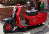 ANTIQUE ALLSTATE SCOOTER