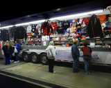 NASCAR MERCHANDISE SALES TRAILER - ISO 400