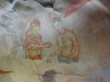 Murals of concubines 1