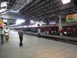 train station to Kandy