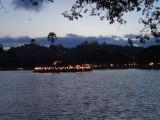 kandy lake...dusk