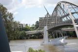 Goodwill Bridge Brisbane.
