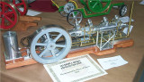 # 62   A  GREAT  Snow Tandem Engine by Ron Bickler
