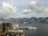 Hong Kong China Ferry during the day