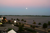 Early morning at N Roosebelt Blvd, from Radisson Key West