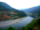 Donggang river
