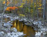 Beneath an Autumn Ridge III