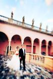 Sarasota Ringling Museum wedding photos of Donna and Ray