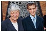 Josh and his Grandmother