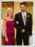 Matron of Honor and Groomsman Introduced