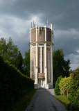 Château d'eau à Overijse.