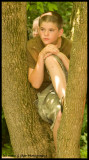 Monochrome Portraits Children