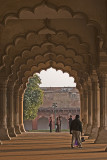 india, agra: Red Fort