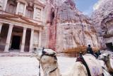 Petra, Khazneh / Treasury