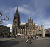 cologne cathedral, panorama