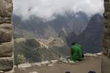 Machu Picchu, Sun Gate