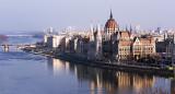 Budapest,  Parliament building