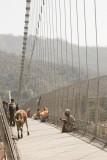 rishikesh, Ram Jhula bridge