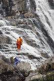 dalat, waterfall