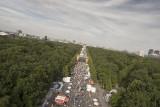 berlin, World Cup.  Tiergarten Fan Mile
