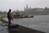 krakow, Vistula River