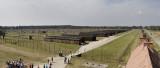 oswiecim-birkenau, panorama