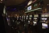 Las Vegas, casino slot machines