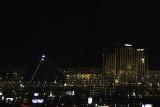 Las Vegas Strip, night-time