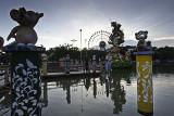 saigon, Dam Sem amusement park