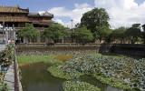 panorama, Hue, citadel