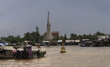 panorama, Mekong Delta