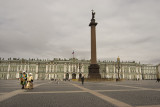 Hermitage/Winter palace, St. Petersburg