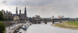 dresden, Altstadt, panorama