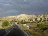 On our way to Cappadocia