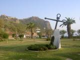 Park near Cleopatra Beach, Alanya