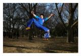 Shingo, Capoeira expert