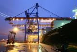Containerhafen Hamburg 2009