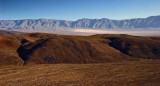 Panamint Dunes in the Distance
