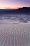 Eureka Dunes Dusk