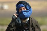 Anne or Tuareg birder